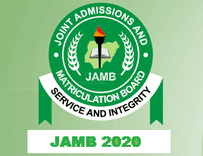 JAMB Registration Form 2020
